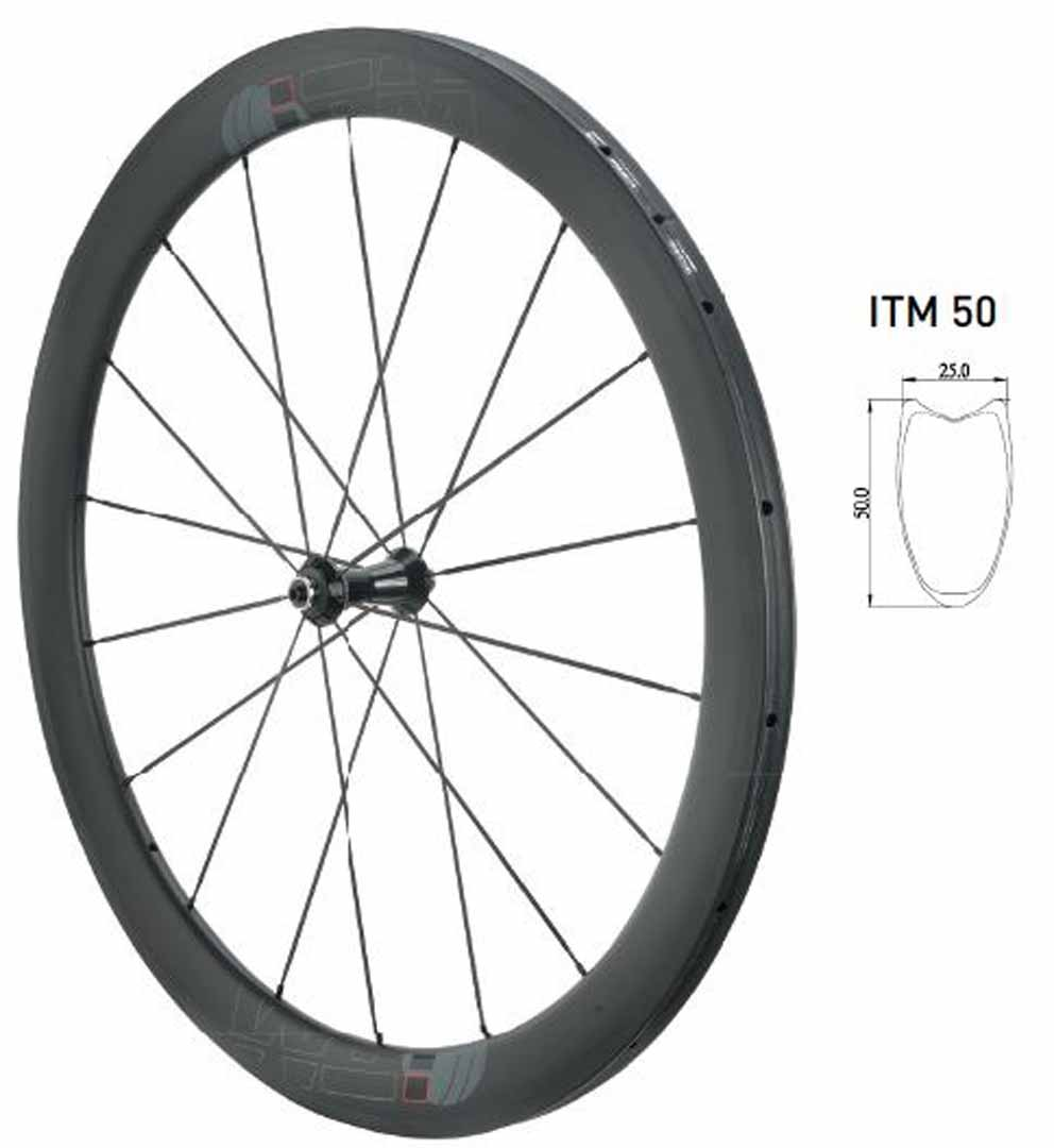 ITM 50 Carbon Wheel