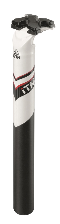 Alcor 80 White Seat Post